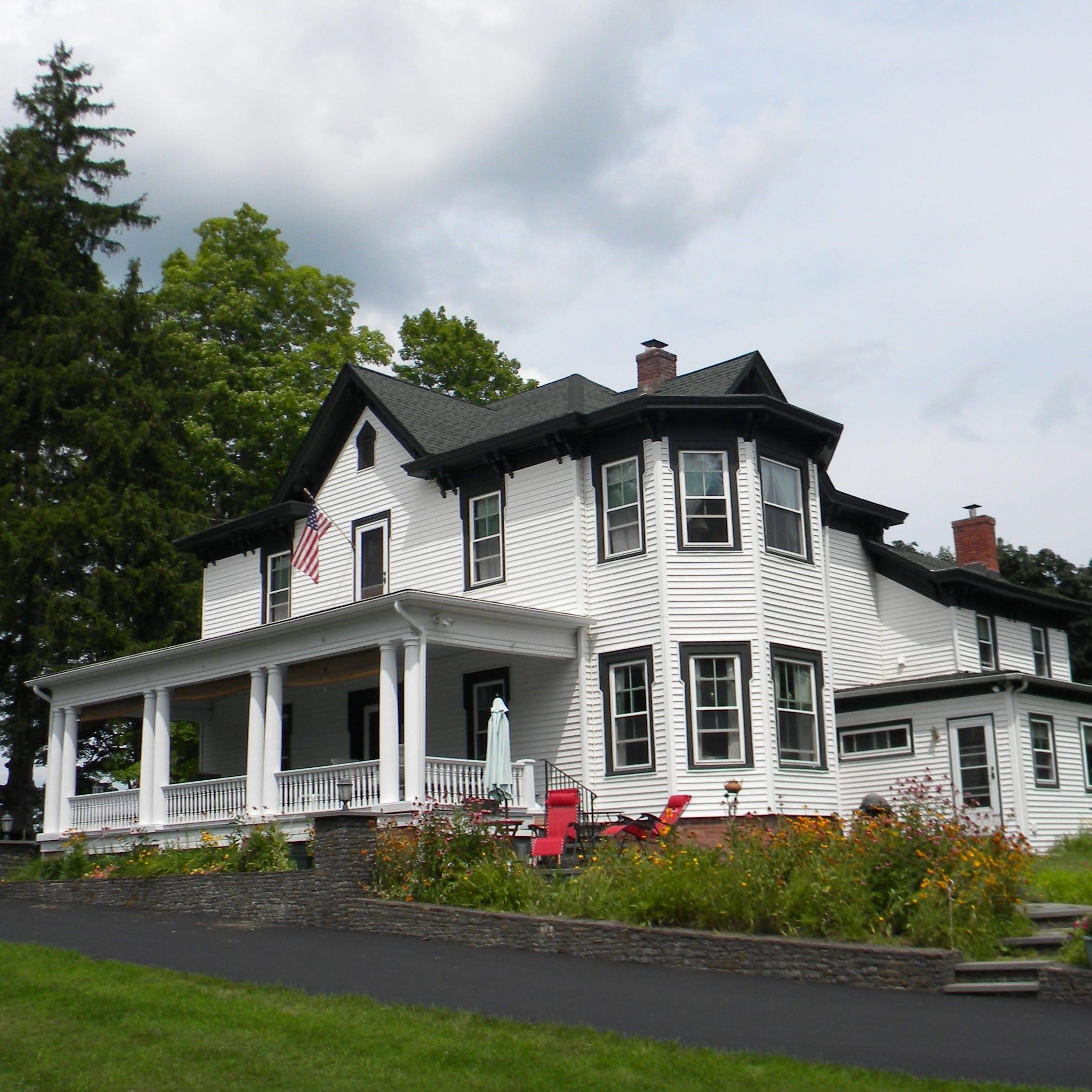 Staatsburg's Harper House likely built by Livingstons for housekeeper