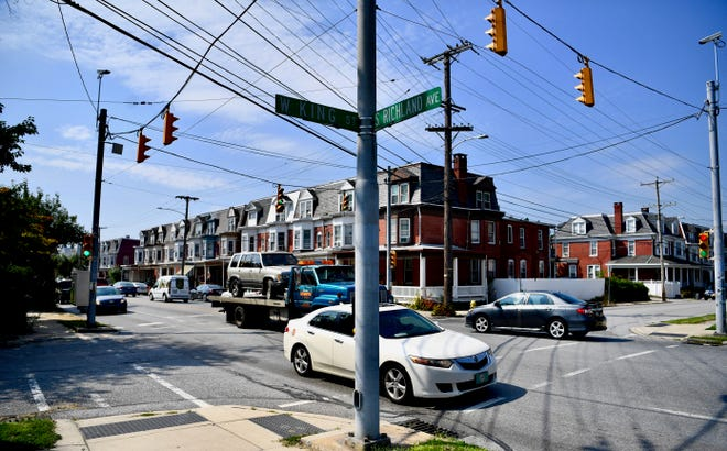 West York Borough could consider turning West King Street into a one-way thoroughfare.