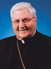 Nicholas Dattilo was bishop of the Harrisburg diocese from 1990 to 2004.