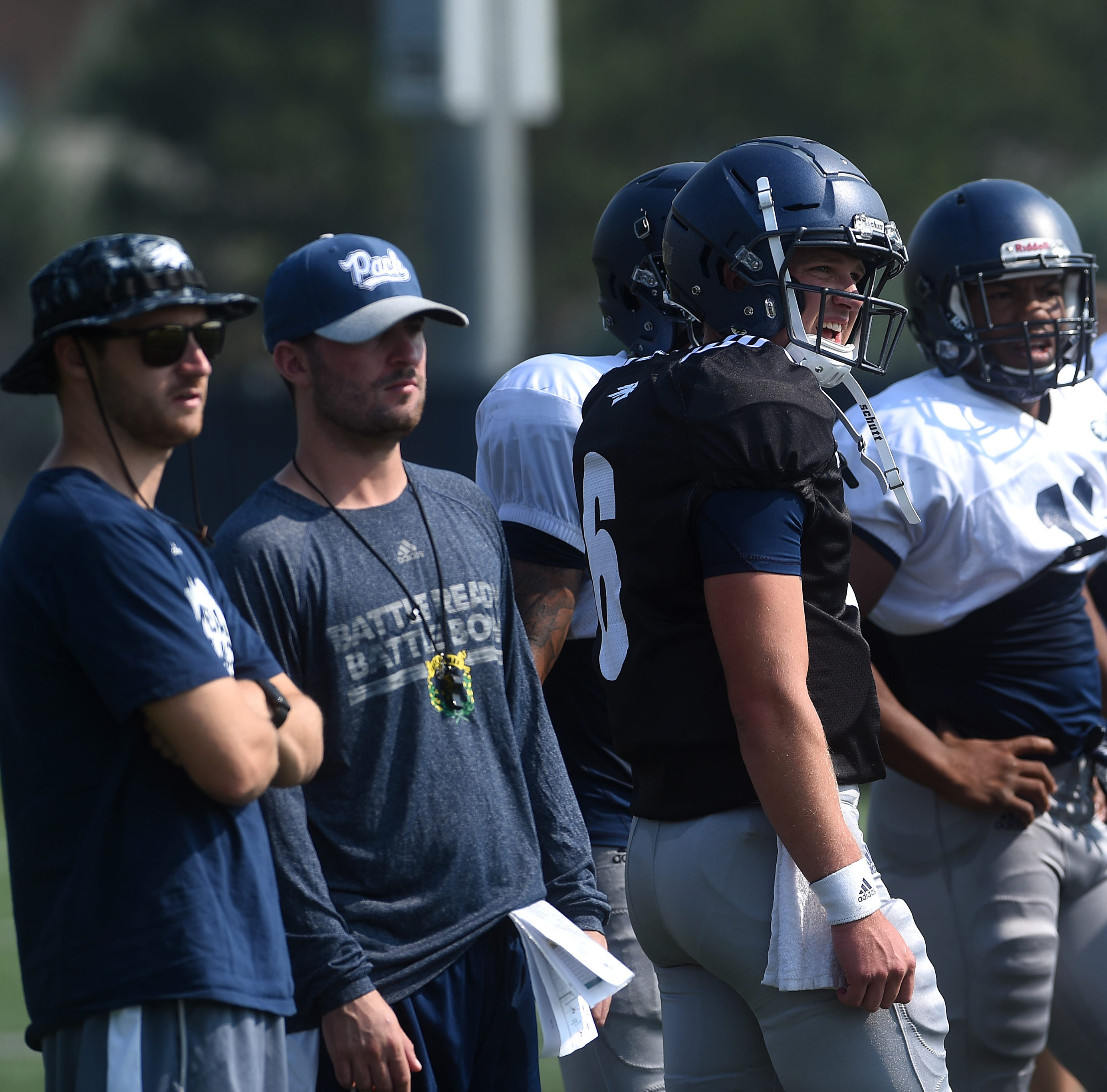 Saturday scrimmage brings 'separation day' for Wolf Pack's newcomers