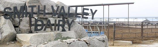 A public hearing was held on the possible expansion of the Smith Valley Dairy.