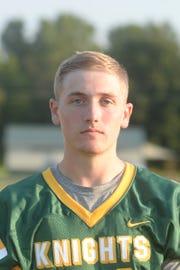 Spencer Benner, Northeastern High School football