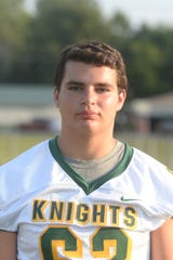 Josh Berger, Northeastern High School football