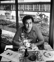 July 30, 1982: James Barbato, proprietor of Mucky Duck Restaurant, which opened in a building previously occupied by Cafe Primo.