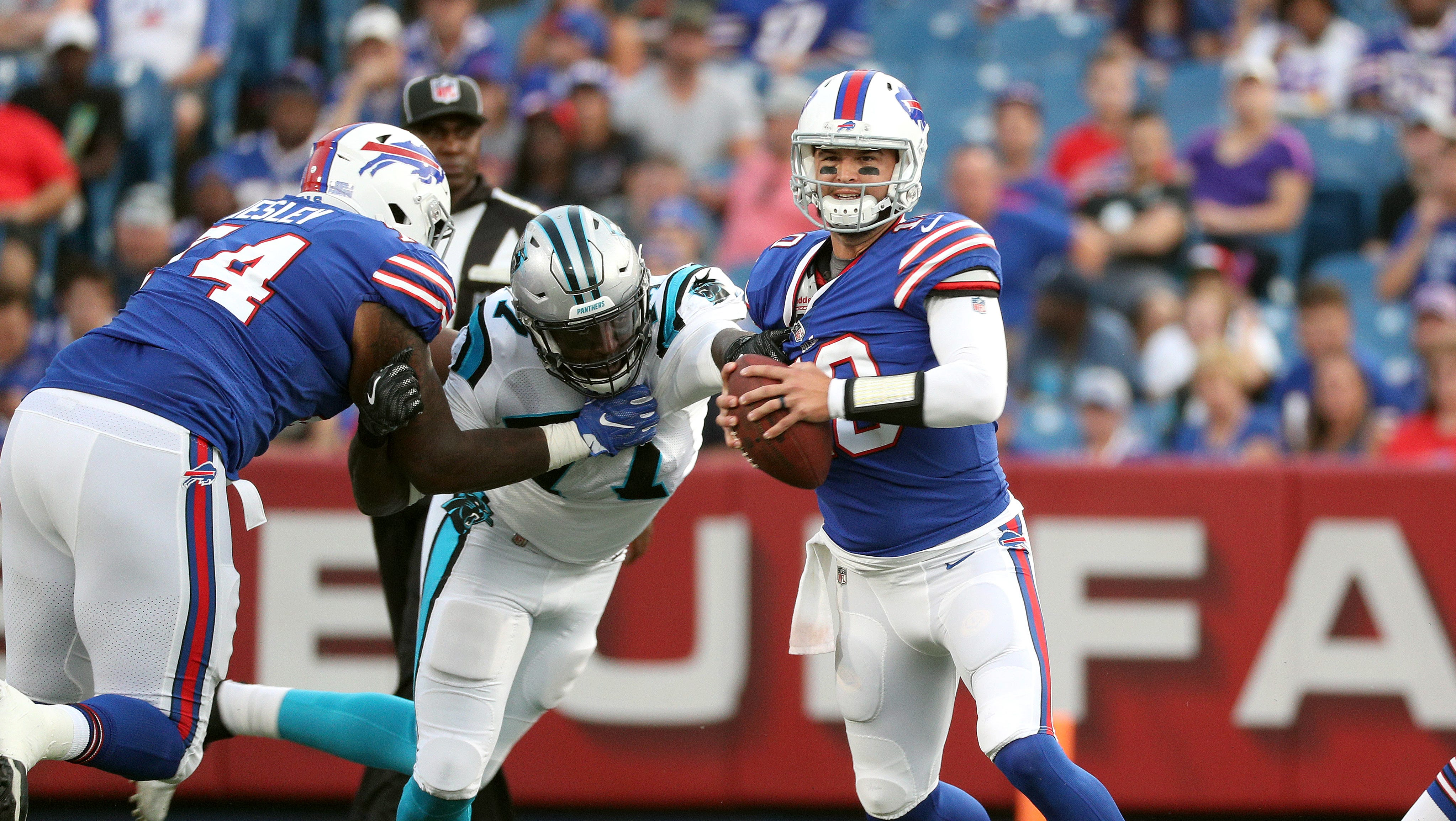 Roth: Peterman, McCarron and Allen all deliver for Buffalo Bills in preseason opener