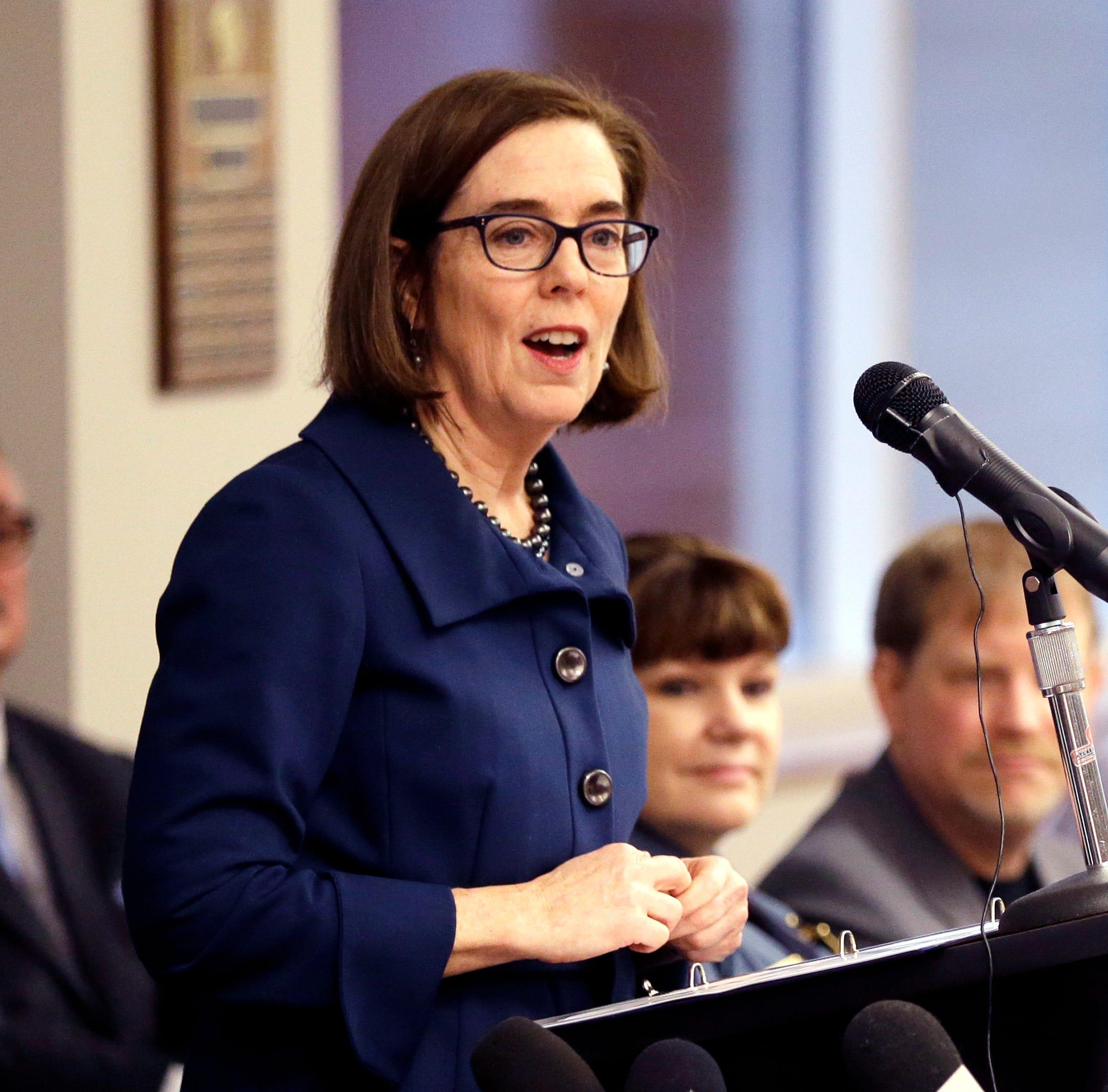Franklin Graham seeks prayer for Oregon Gov. Kate Brown