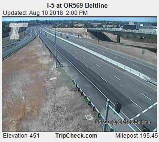 I 5 Sb At Beltline Pid2774