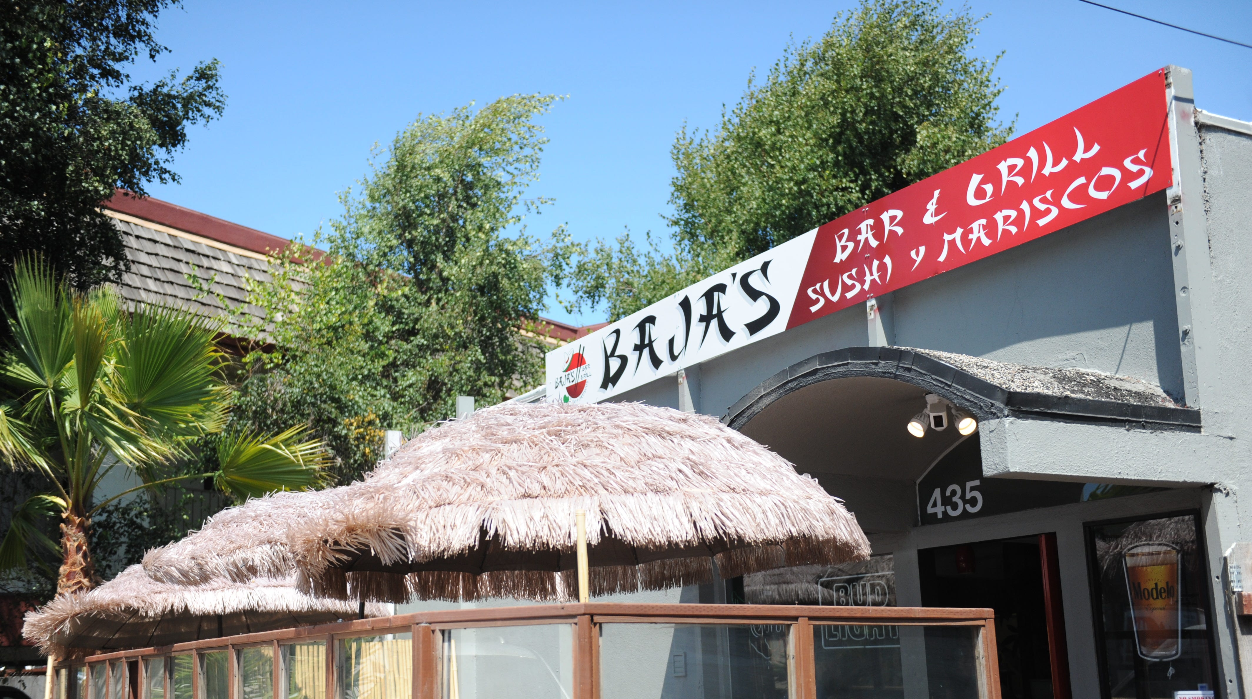Baja's Bar & Grill in South Salinas opened on Thursday.