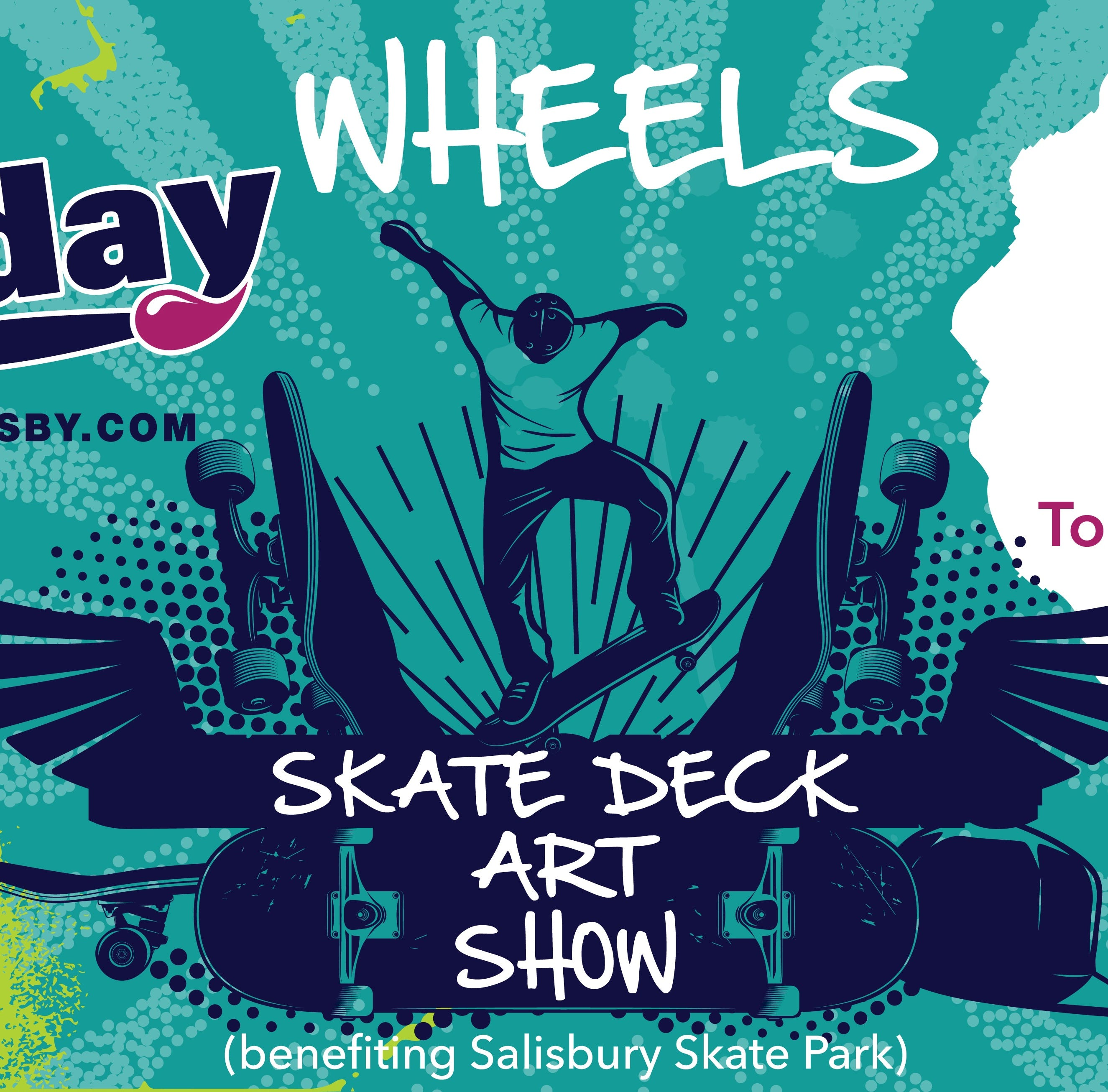 Wheels the theme of Salisbury's 3rd Friday event