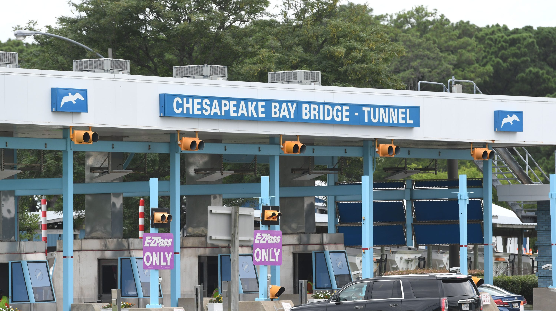 Chesapeake Bay Bridge-Tunnel new tolls in effect