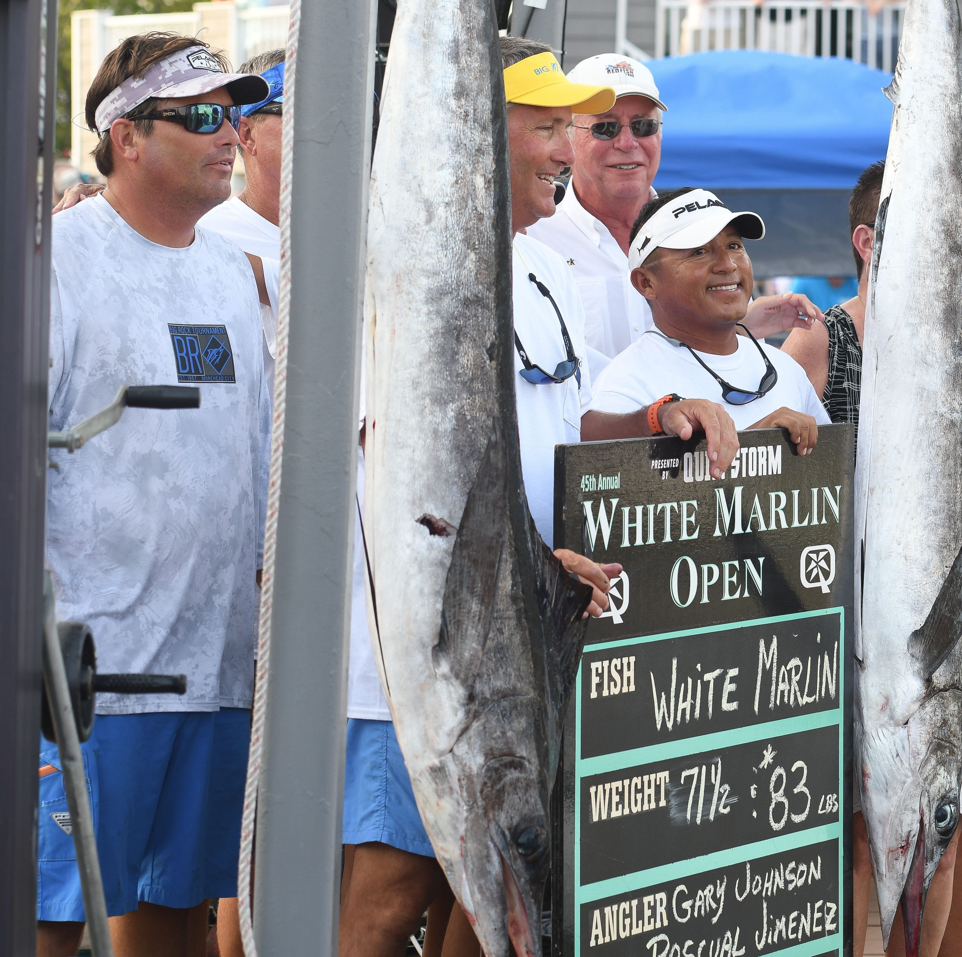 White Marlin Open Day 5: It's a tie at the top in weight