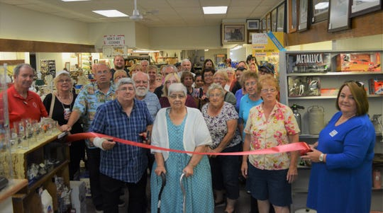 The Ribbon Cutting for the Shoppes on Mill Street on Wednesday, August 8 in Plymouth, WI