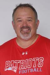 Lincoln coach Jared Fredenburg