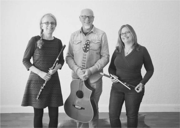 Trefoil will perform a Celtic mix at the Old Courthouse Museum Summer Plaza Concert Series on Friday, August 17 at noon.