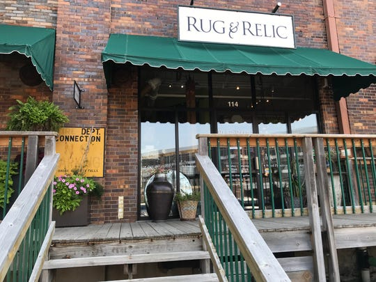 Rug and Relic exterior