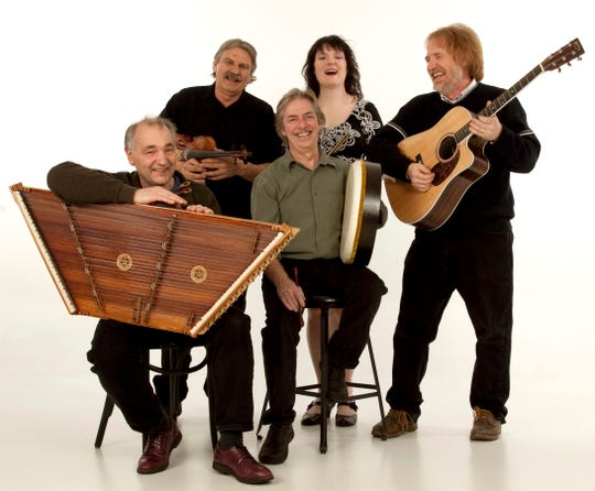 Ring of Kerry will be performing at 3 p.m. Aug. 19 as part of the Music in the Park series at Munsinger Gardens