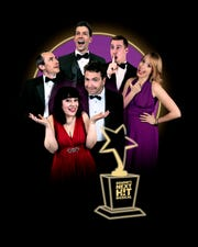 Broadway's Next Hit Musical will be performing at the Paramount Center for the Arts 7:30 p.m. Aug. 17.