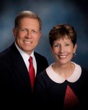 Thomas Miles Higbee and Carolyn Carter Higbee