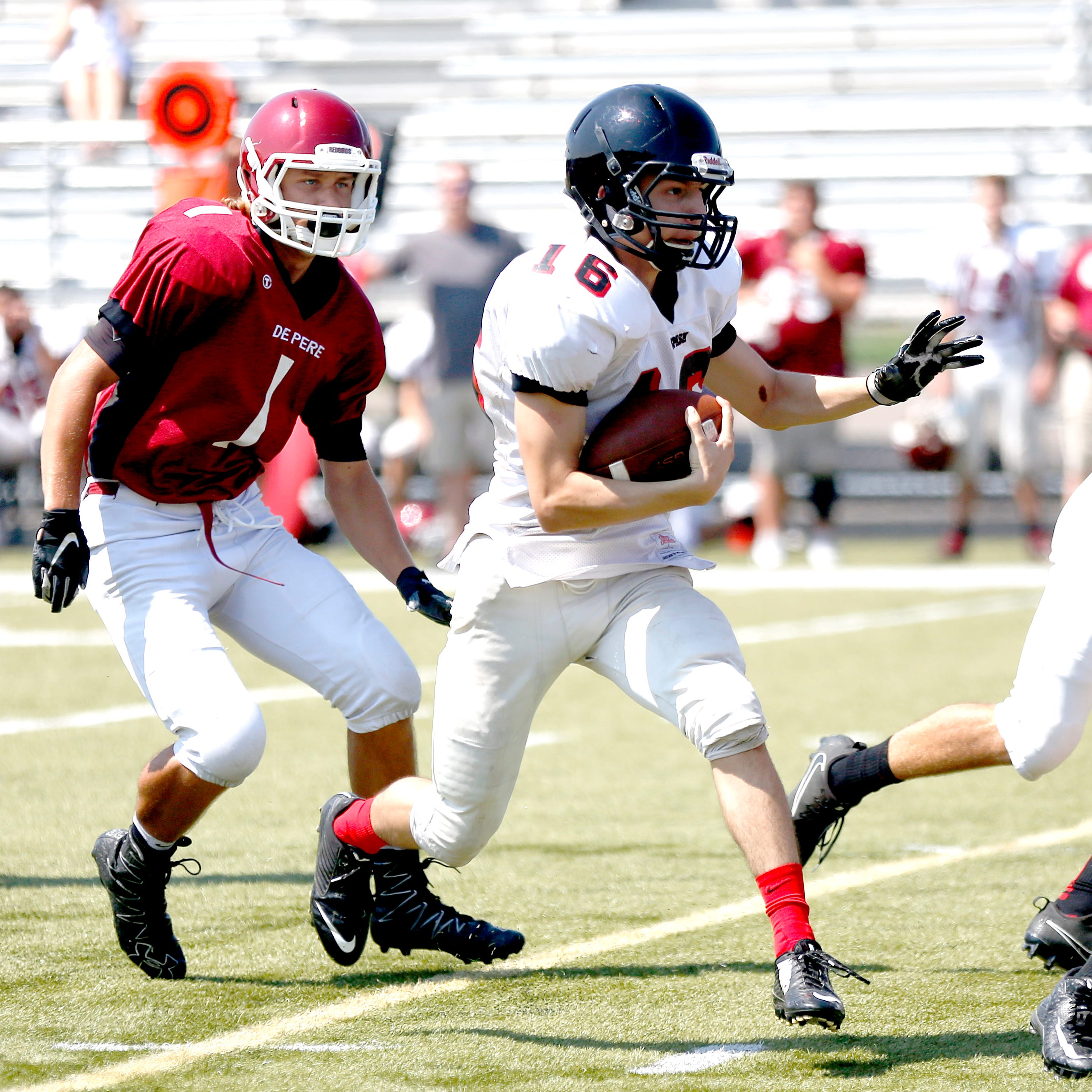 High school football: SPASH dives right into tough opening schedule against Neenah