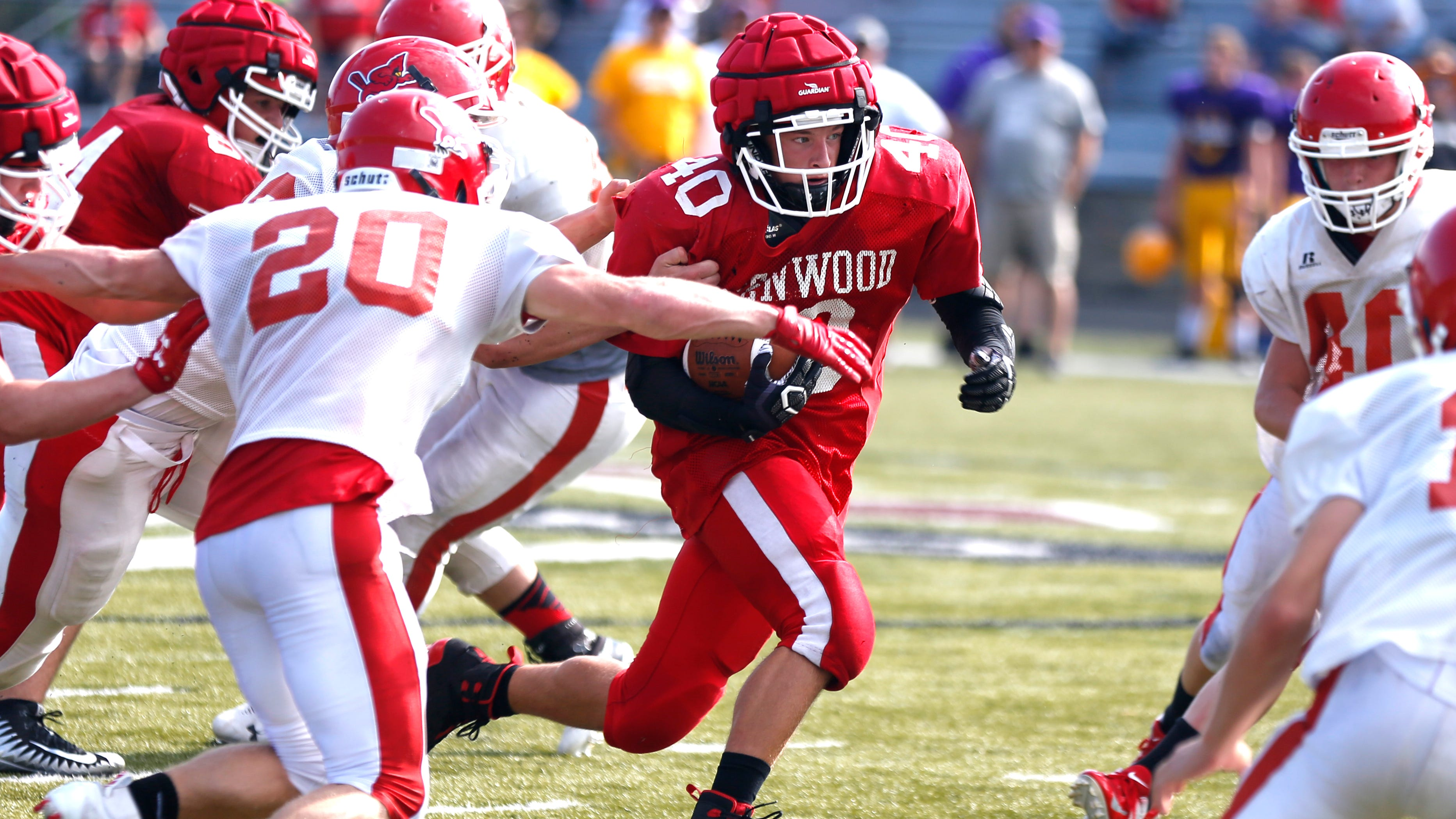 High school football: SPASH, Pacelli seek answers to questions in scrimmages
