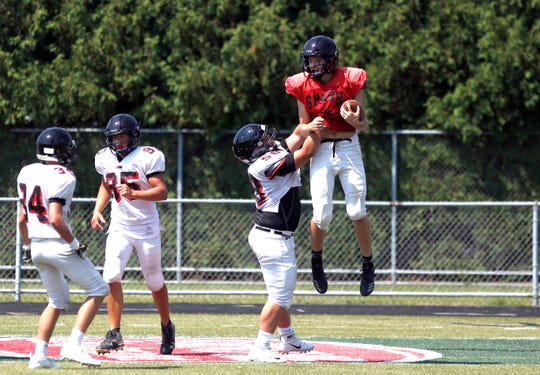 SPASH hopes to be celebrating a season opening win over Neenah on Friday night.