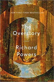 The Overstory by Richard Powewrs