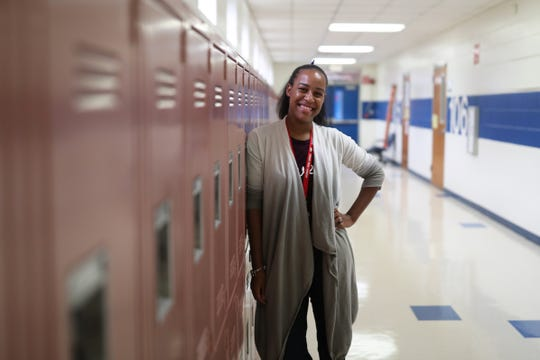 Ashleigh McCray will begin her first year at Leon County Schools this month, at Godby High School, where she will teach AP U.S. History and World History.
