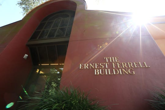 The Tallahassee Urban League building on Old Bainbridge Road in Frenchtown is named after Ernest Ferrell, who is retiring after 48 years of service.