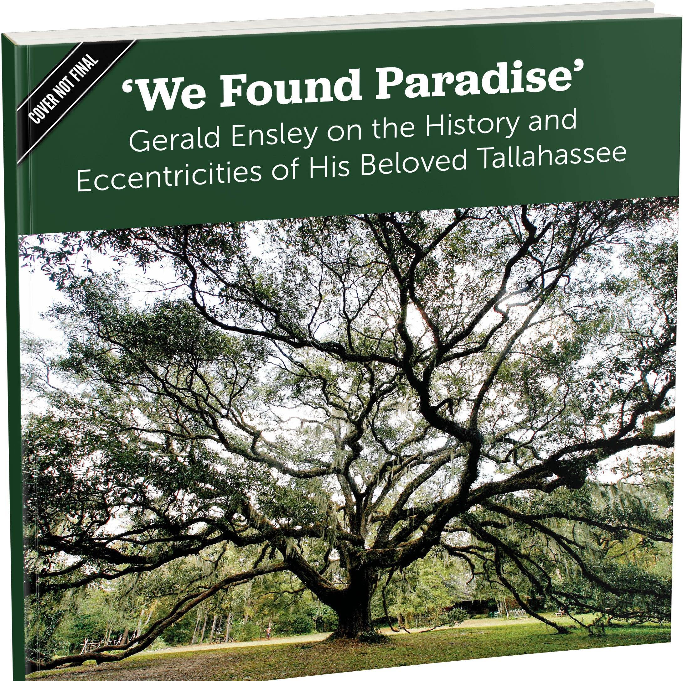 We're revisiting Gerald Ensley's 'paradise'