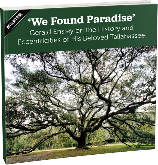 Gerald Ensley Paradise Softcover Mockup