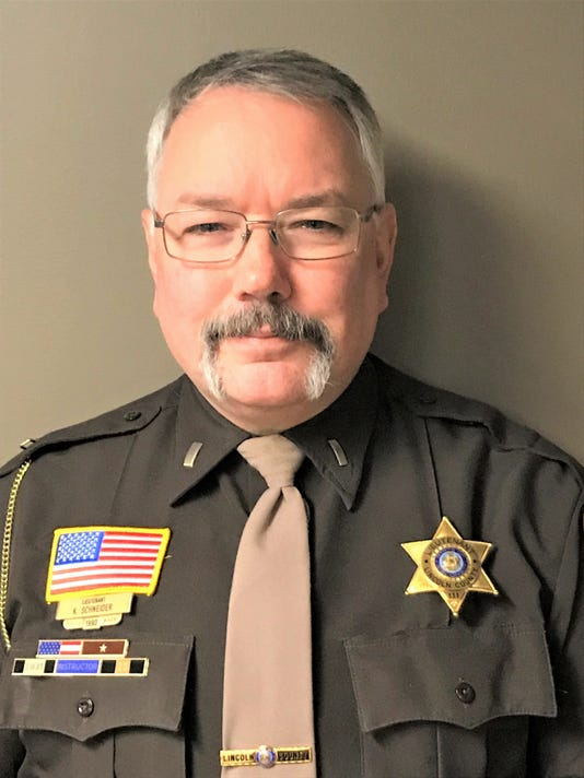 Ken Schneider For Lincoln County Sheriff