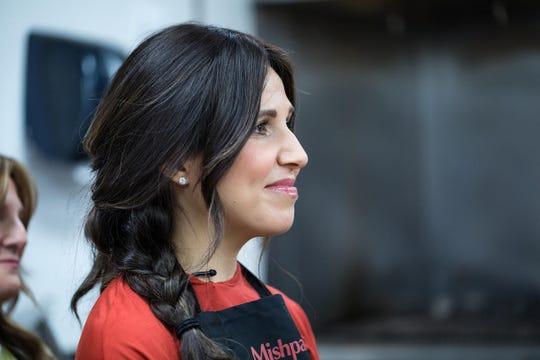 Monsey resident Rorie Weisberg s the winner of Kosher.com's Food Fight