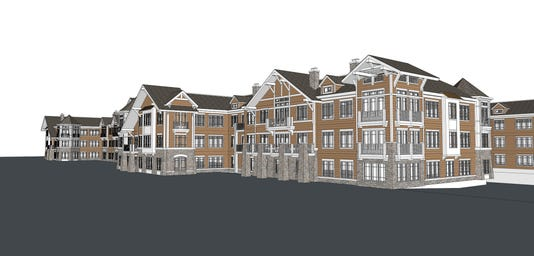 River Knoll Development In Ossining