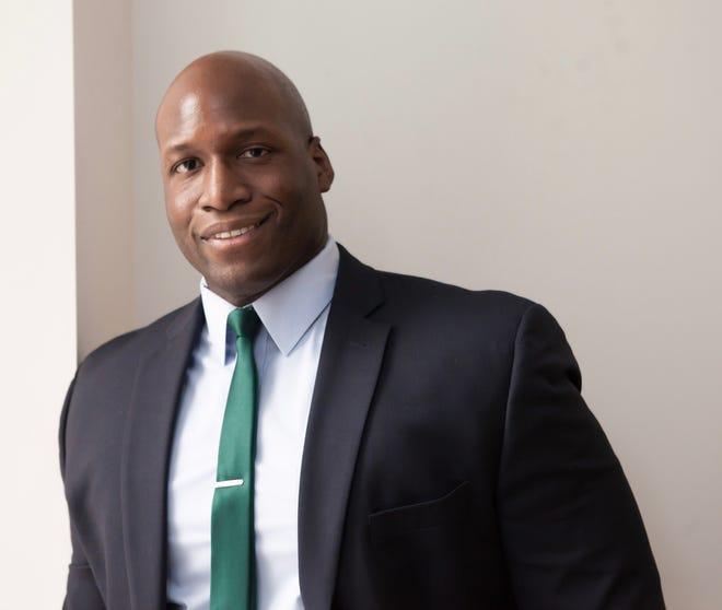 Chris Johnson is a Democrat running for Attorney General