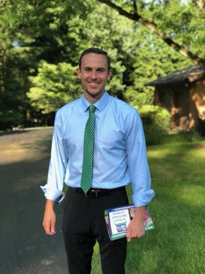 Michael F. Smith is a Republican running for the state House of Representatives in District 22.