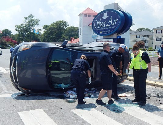 Wil Rehoboth Accident