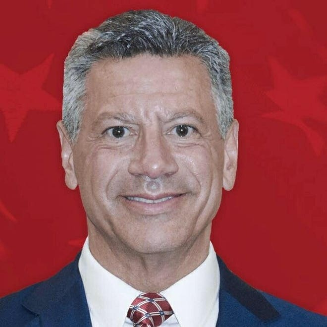 Gene Truono is a Republican running for the U.S. Senate.