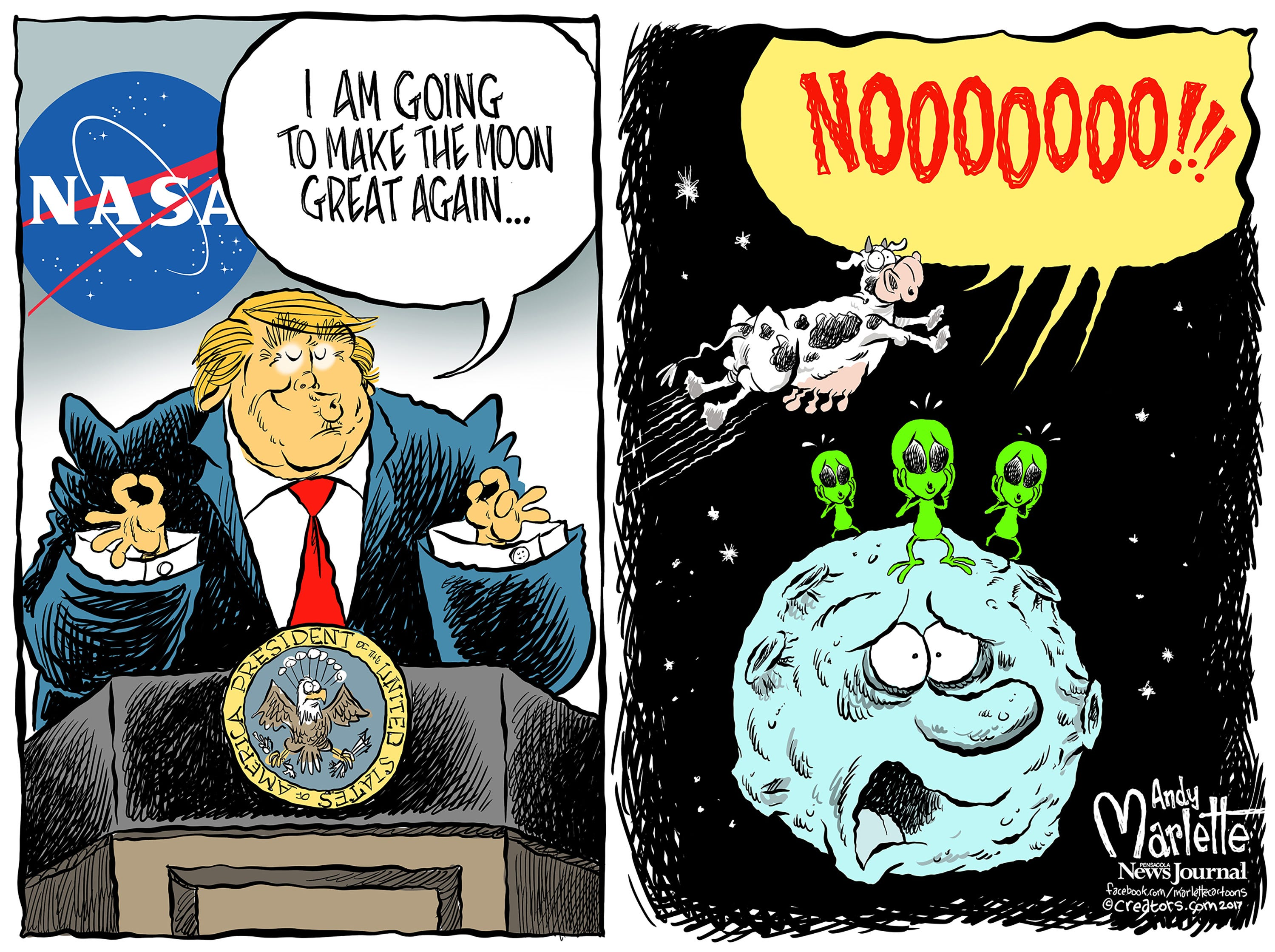 Originally published in December 2017. The cartoonist's homepage, pnj.com/opinion