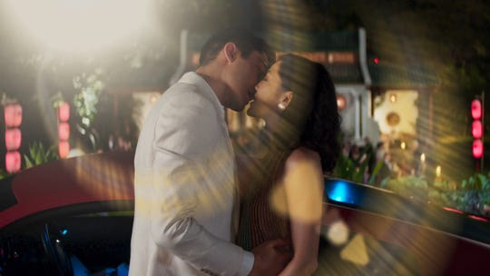 """Constance Wu and Henry Golding anchor the all-Asian cast of """"Crazy Rich Asians."""""""