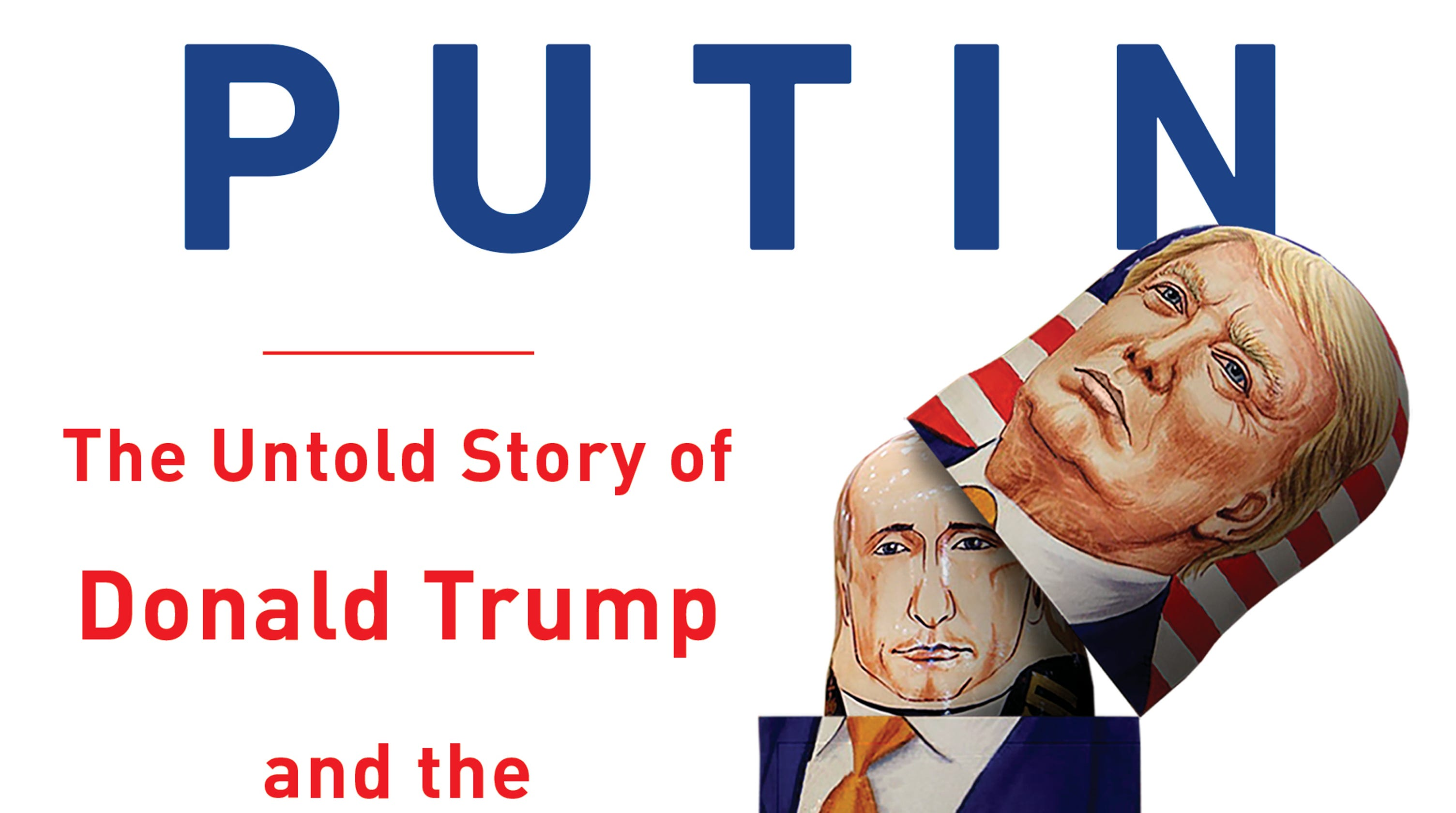 Craig Unger's new book looks into ties between Donald Trump, Russia