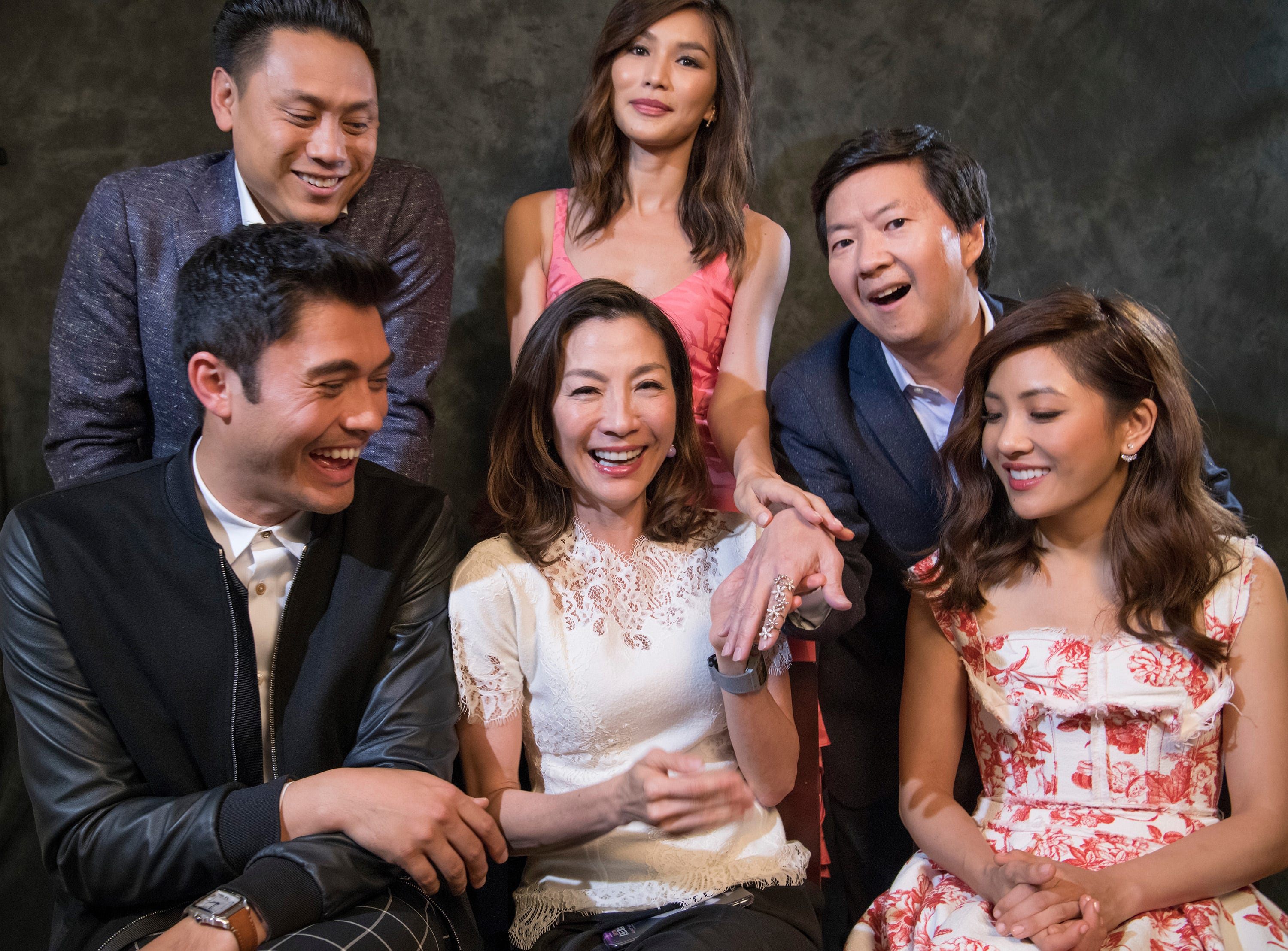 Asian casting message