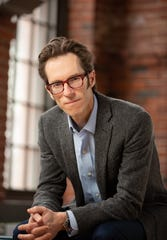 Author Keith O'Brien.