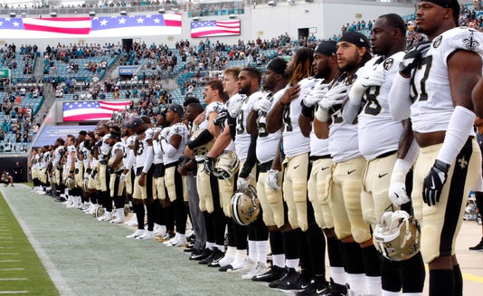 Nfl New Orleans Saints At Jacksonville Jaguars
