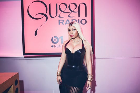 Nicki Minaj's 'Barbie Dreams' ruthlessly blasts Drake, DJ Khaled