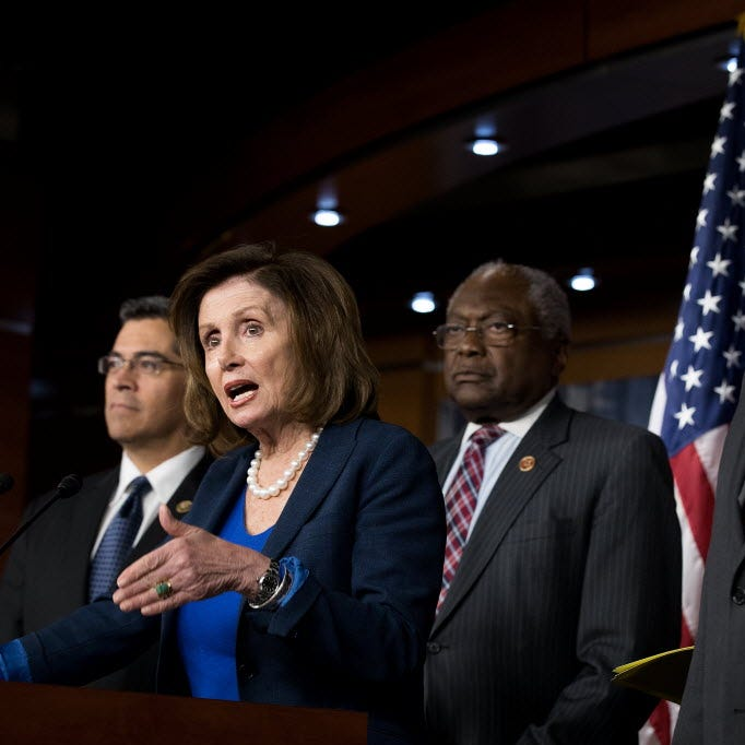 Time for a Nancy Pelosi Farewell Victory Tour and new House leaders for Democrats