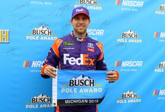 8-10-18-denny-hamlin-michigan-pole