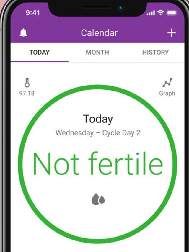 FDA approves marketing for contraceptive app to avoid pregnancy