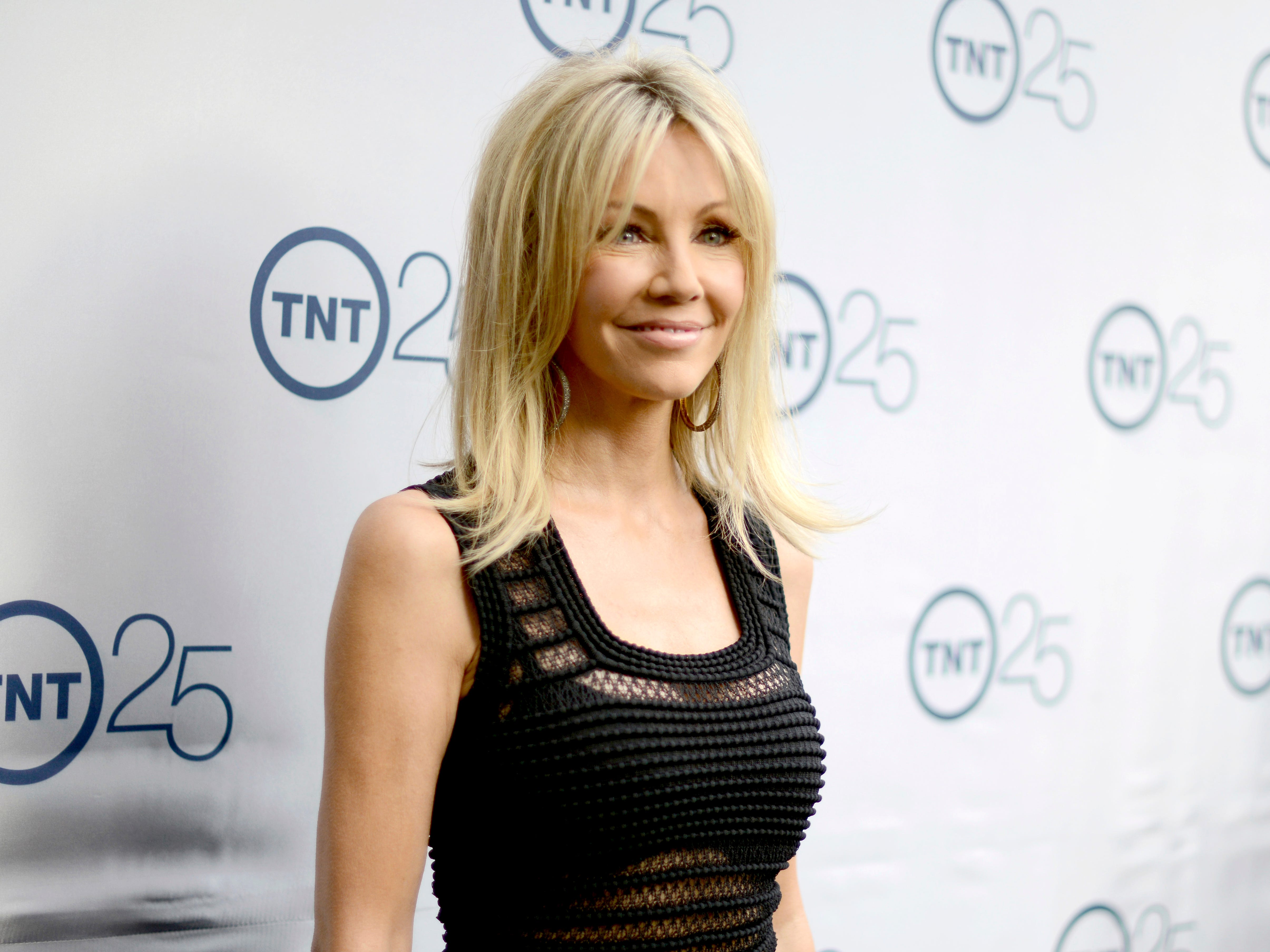 To who locklear married was heather Heather Locklear