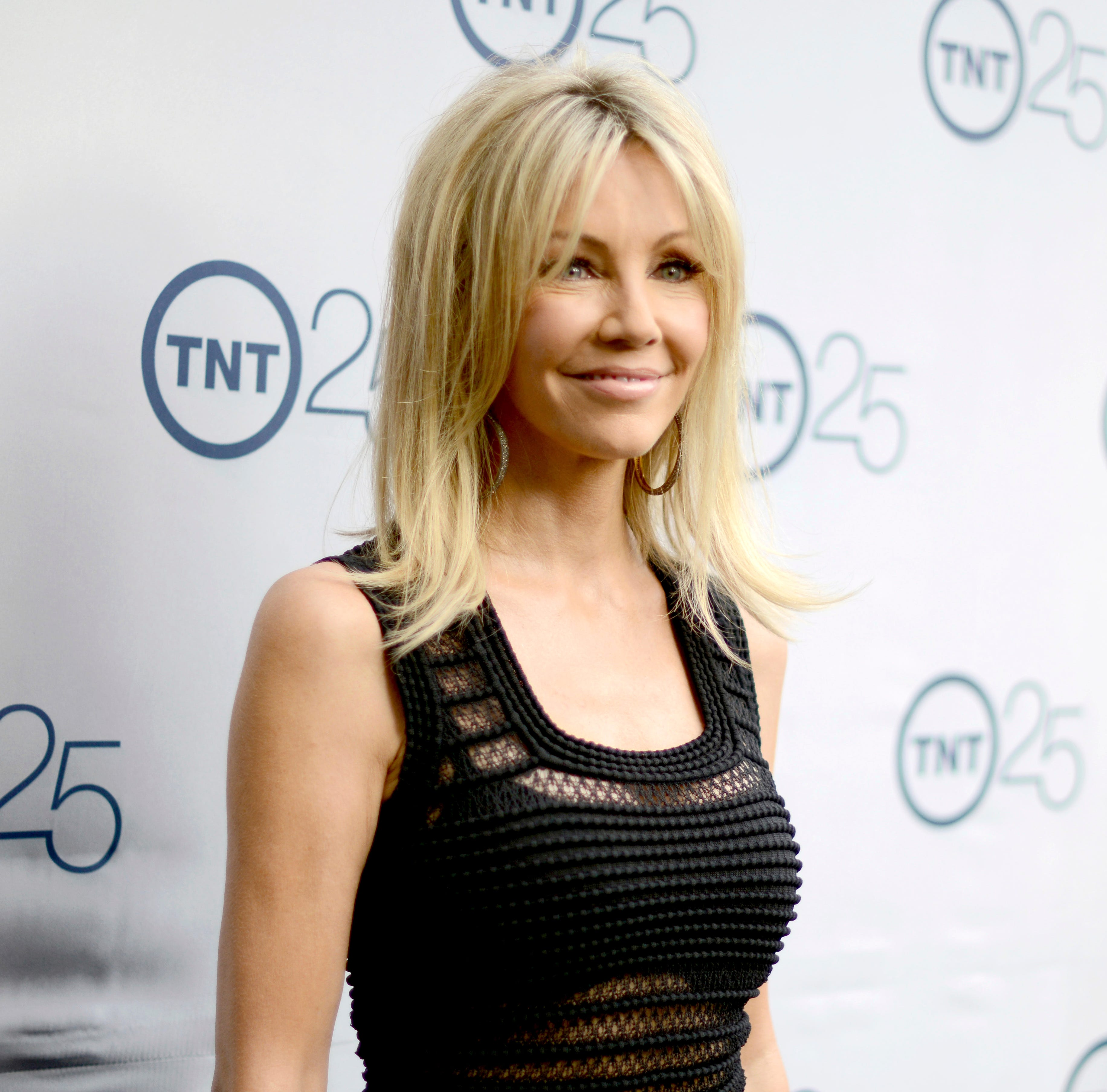 Heather Locklear shares upbeat post on Instagram months after her arrest