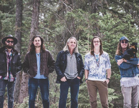Daring Greatly plays the anchor set at the Olalla Americana Festival Aug. 18.
